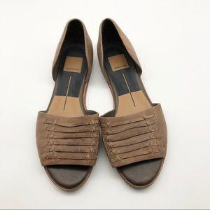 Dolce Vita Brown Sandals, size 8